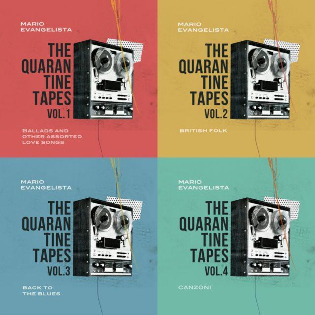 The Quarantine Tapes Box Set