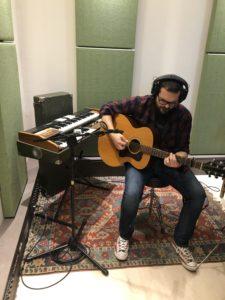 Rec session @ Sonic Temple Studio (Parma)